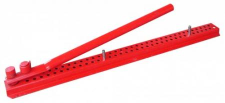 Outifrance 6590070 cintreuse pour fer b ton jusqu 39 12 mm de diam tre l outilleur du - Cintreuse fer a beton ...