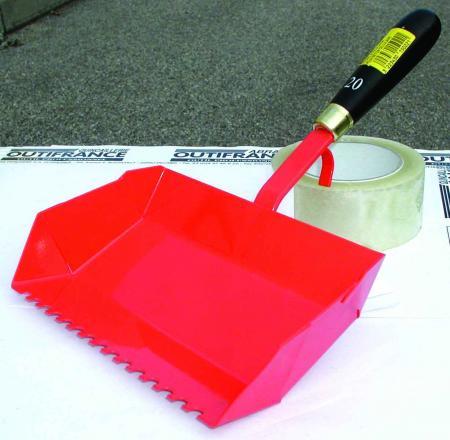 Outifrance 8955084 pelle colle pour b ton cellulaire larg 150mm l outilleur du - Colle pour beton cellulaire ...